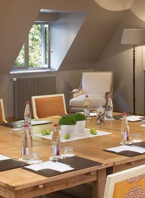 Hotel La Ferme Saint Simeon - Reuniões e eventos