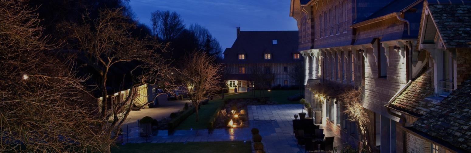 Hotel La Ferme Saint Simeon - Exterior