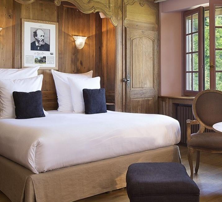 Hotel La Ferme Saint Simeon – Deluxe-Doppelzimmer