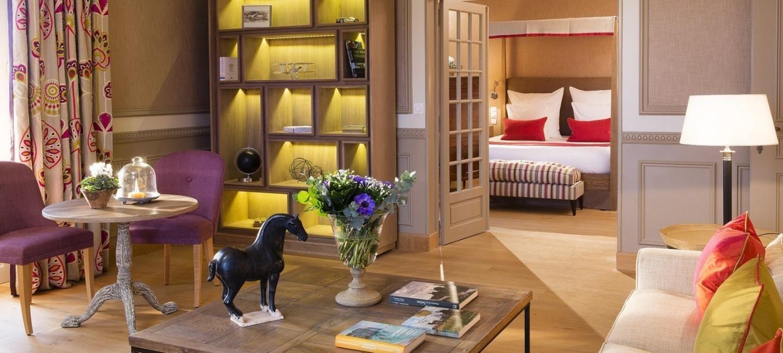 Hotel La Ferme Saint Simeon - Suite