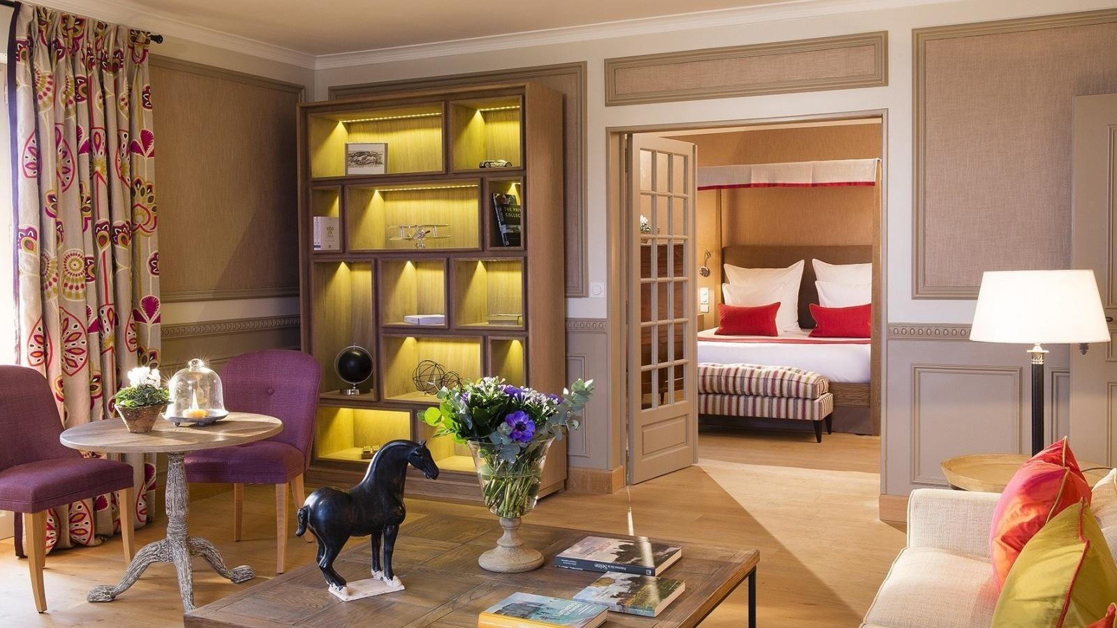 Hotel La Ferme Saint Simeon - Suites
