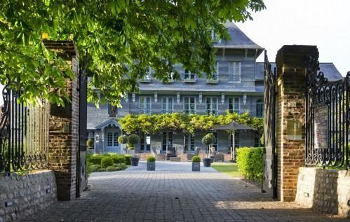 Ferme Saint Siméon – Buitenkant