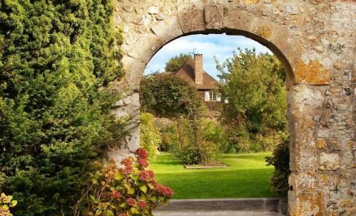 Ferme Saint Simeon – Сады