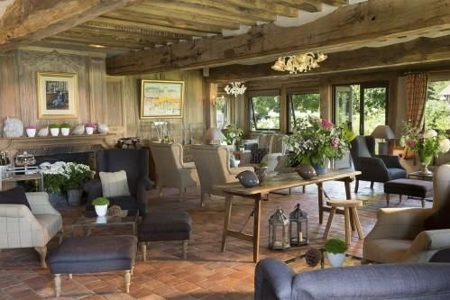 Ferme Saint Siméon – Lounges