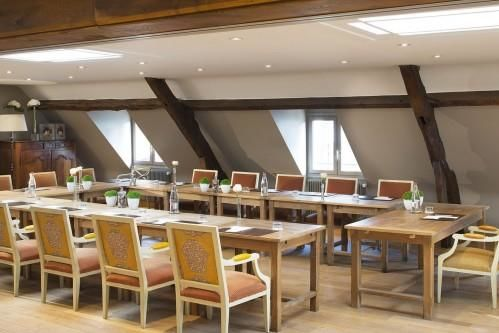 Ferme Saint Siméon – Meetings