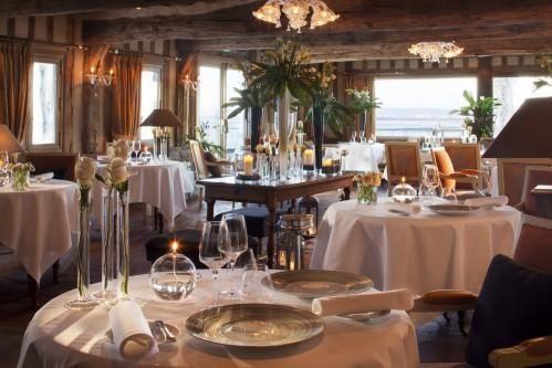 Ferme Saint Simeon – Ресторан