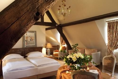 Ferme Saint Siméon – Junior Suite