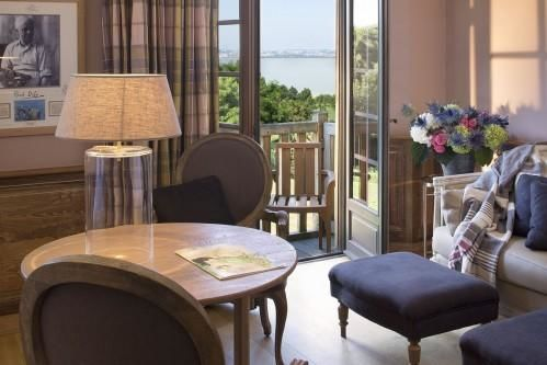 Ferme Saint Siméon – Luxury Room with Estuary View