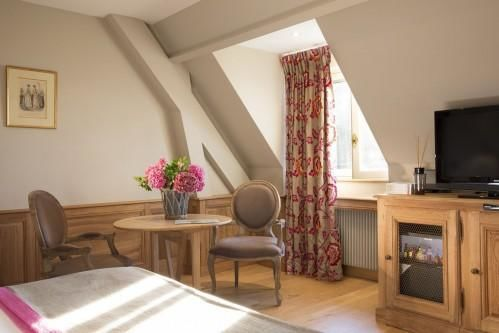 Ferme Saint Siméon – Superior Room with Estuary View