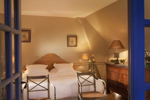 Ferme Saint Siméon – Superior Room with Garden View