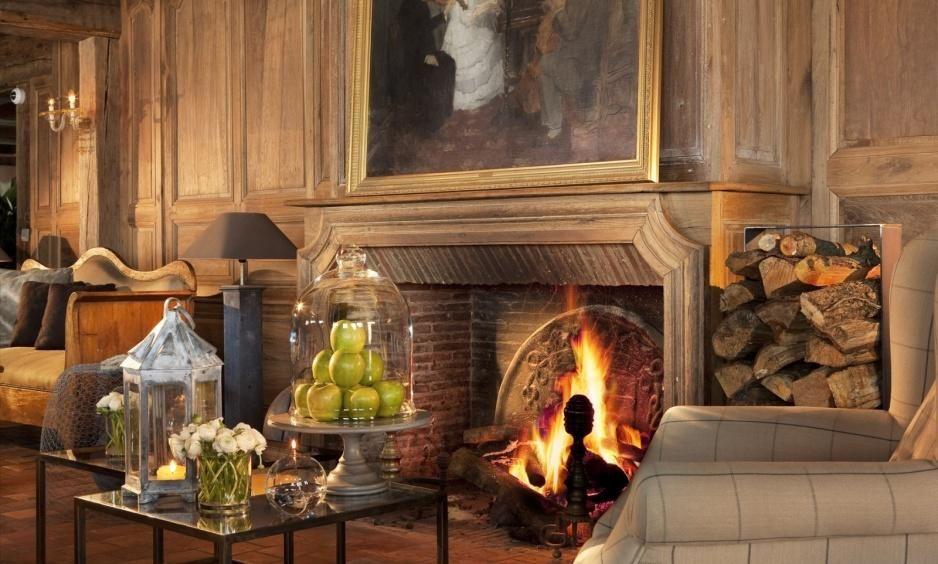 Hotel La Ferme Saint Simeon - Lounge