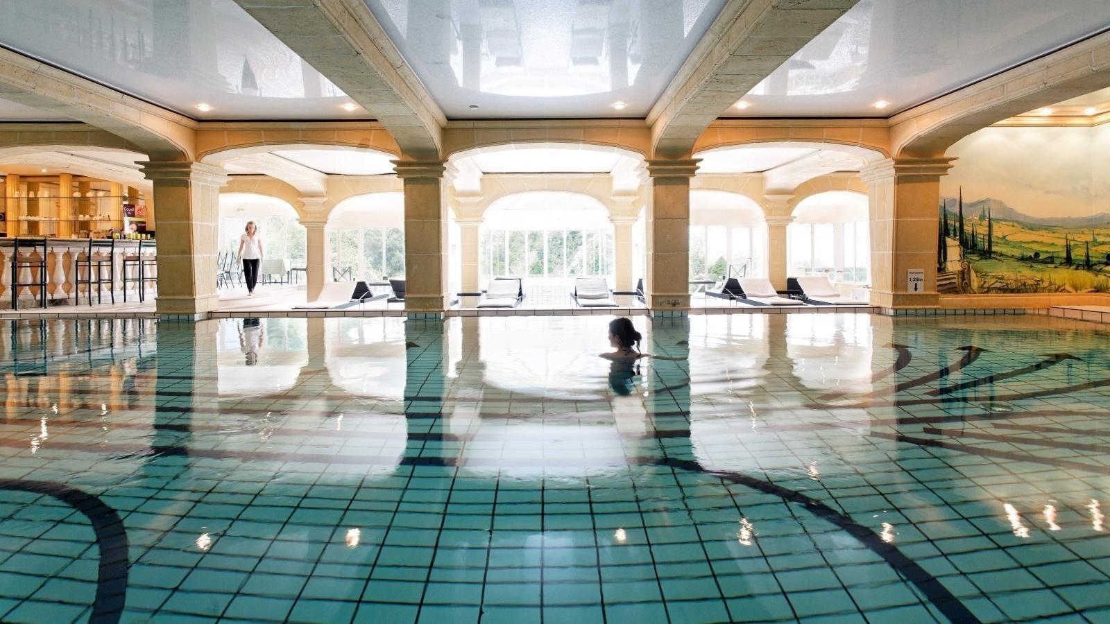 Hôtel La Ferme Saint Siméon - Spa