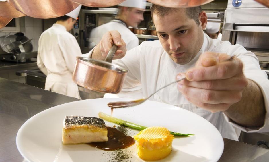 Hotel La Ferme Saint Simeon - Restaurant