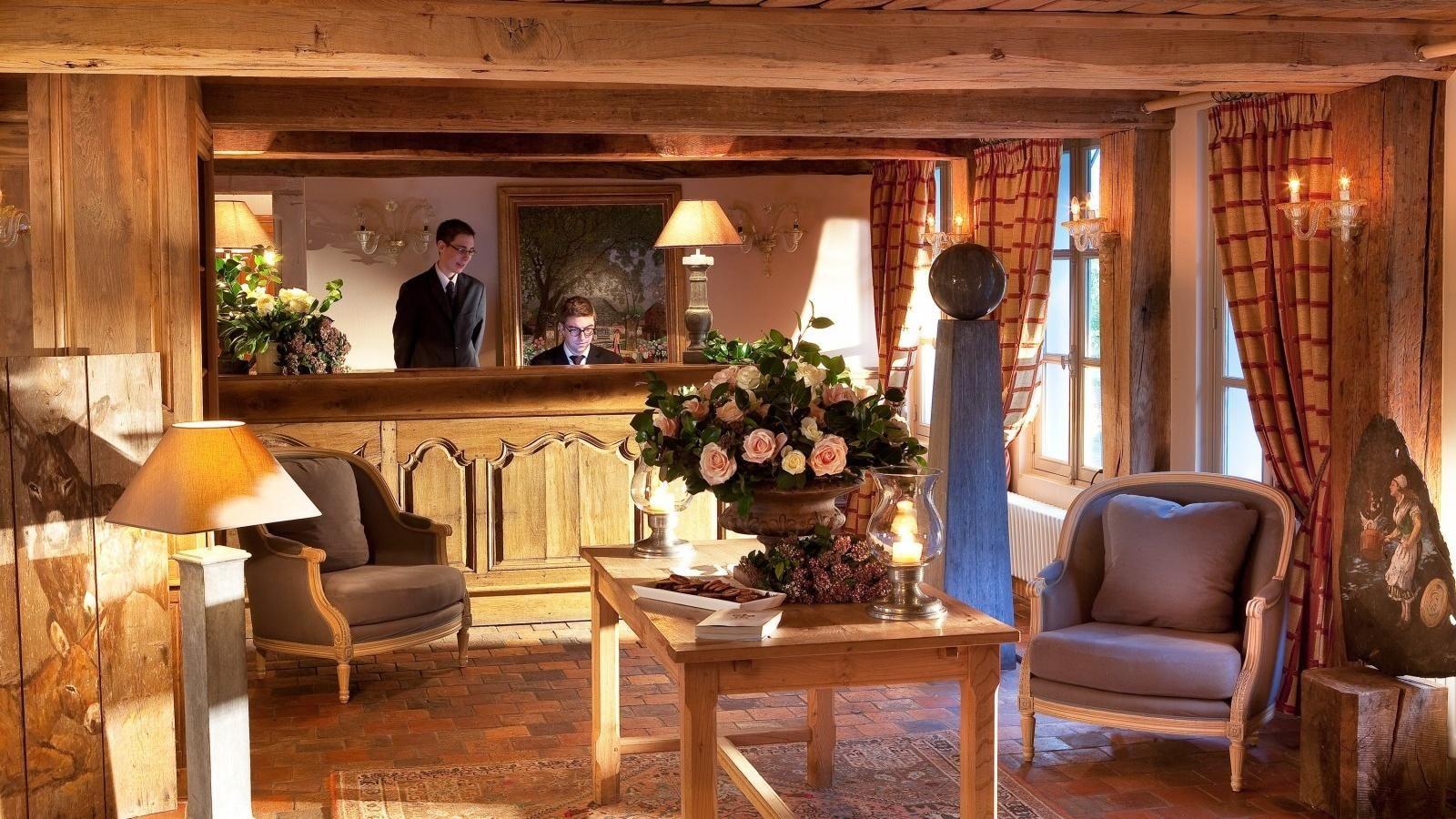 Hotel La Ferme Saint Simeon ***** | OFFICIAL SITE | 5 star